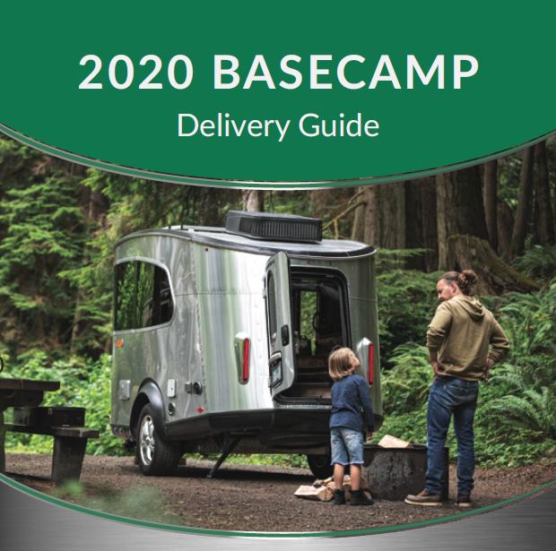 Basecamp Dealer Delivery Guide