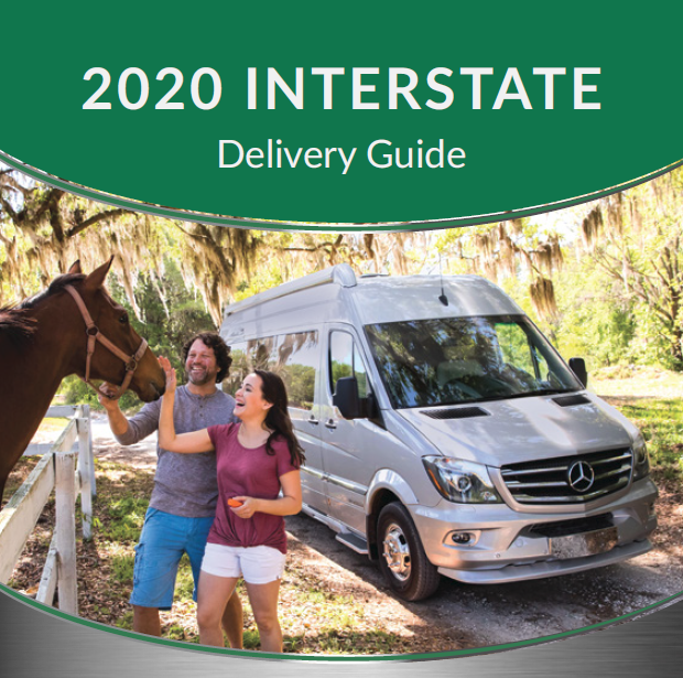 Touring Coach Dealer Delivery Guide