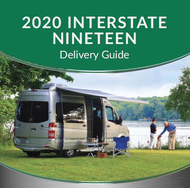 Interstate Dealer Delivery Guide