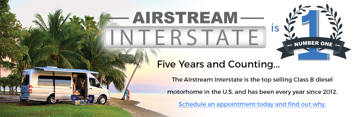 Airstream Interstate Top Selling Class B