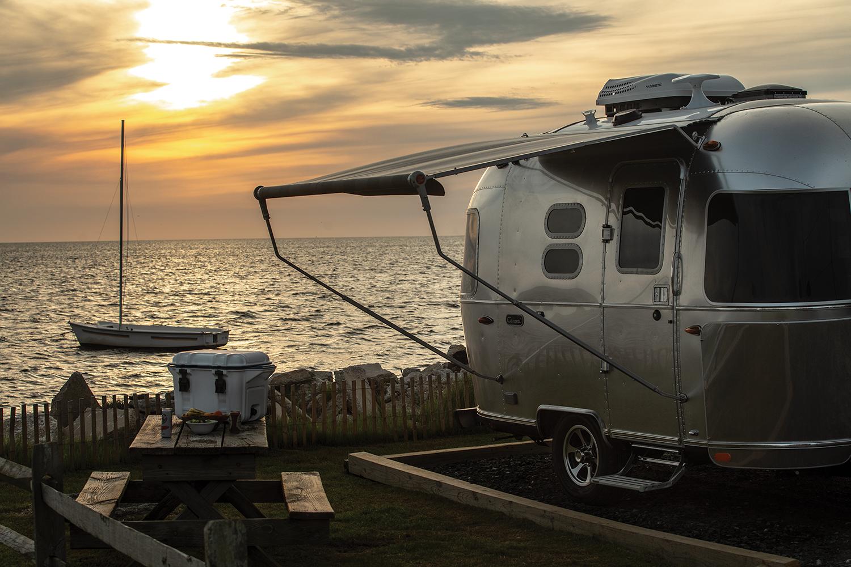 Portland Oregon Airstream Adventures Northwest - Travel Trailers
