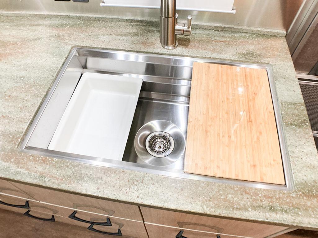 Upgraded Sinks
