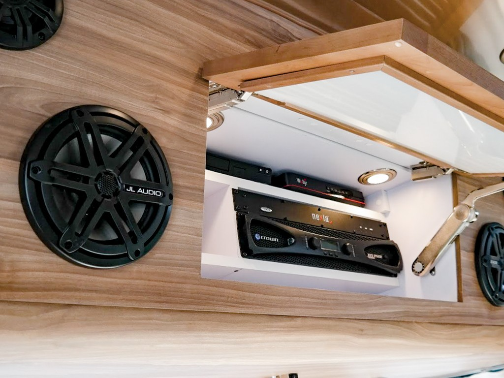 Audio and Speaker Upgrades