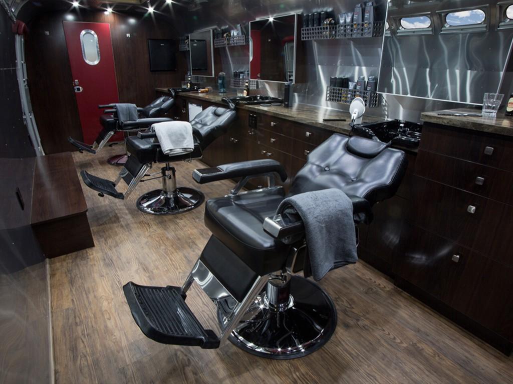 Airstream Mobile Hair Salon