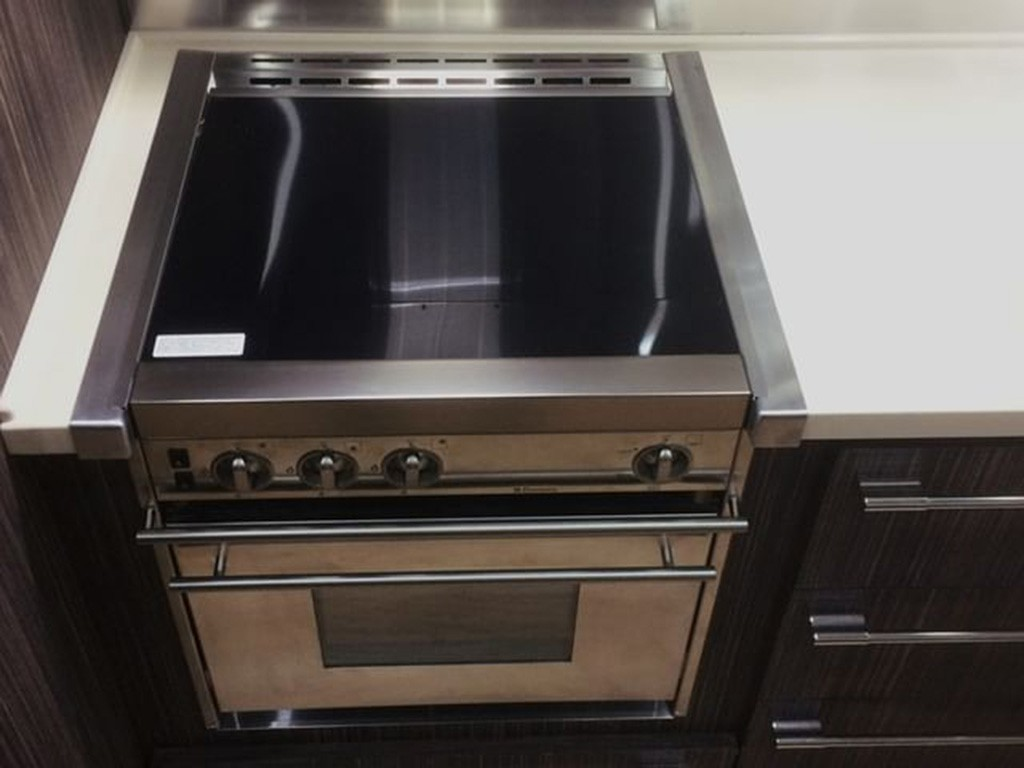 Oven and Cooktop